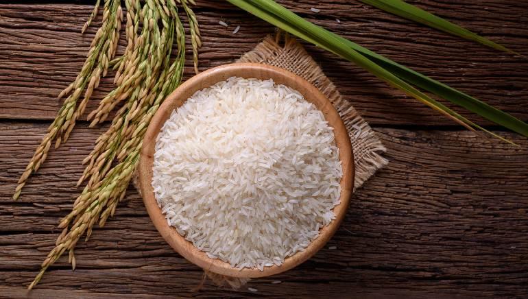 برنج سفید
